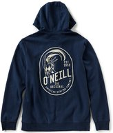 O'Neill Floyd Full Zip Graphic Hoodie