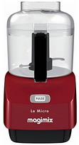 Magimix Le Micro Mini Chopper - Red