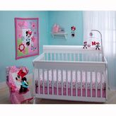 Disney Minnie Simply Adorable Crib Bedding Collection