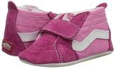Vans Kids SK8-Hi Crib Girls Shoes