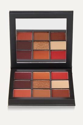 HUDA BEAUTY Obsessions Eyeshadow Palette - Warm Brown