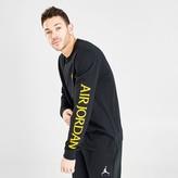 Nike Men's Jordan Mashup Jumpman Classics Long-Sleeve T-Shirt