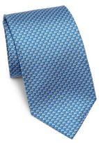 Salvatore Ferragamo Mouse Silk Tie