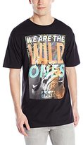 Neff Mens Wild Ones Short-Sleeve Shirt