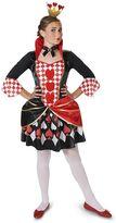 Tween Evil Queen of Hearts Costume