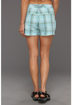 Columbia Cross On OverTM Cargo Plaid Short