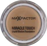 Max Factor MIRACLE TOUCH Liquid Illusion Foundation 11.5g ROSE 65 by
