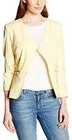 Vero Moda Women's VMRORO SHORT 7/8 BLAZER WP3 Plain Suit Vest