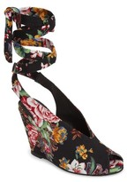 Jeffrey Campbell Women's Verlina Wedge Sandal