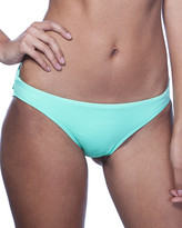 Nicolita Swimwear - Retro Knotty Bikini Bottom Mint