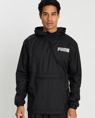 Puma Collective Half Zip Jacket