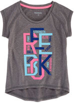 Reebok Girls Graphic Fitness T-Shirt - Toddler