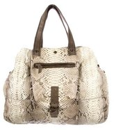 Jerome Dreyfuss Python Billy Bag