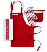 Williams-Sonoma Williams Sonoma Kitchen Linens Essentials Set, Claret