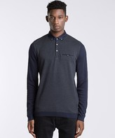 Ted Baker Hataway Long Sleeve Polo Shirt