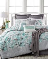 Sunham Cascavel 10-Piece King Comforter Set