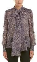Jill Stuart Silk-blend Blouse.
