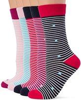 Joules Women's Spxbox Socks, 100 Den,One Size (Manufacturer Size: )