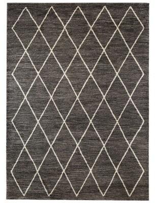 Nessa Union Rustic Geometric Gray/Beige Area Rug Union Rustic Rug Size: Rectangle 8' x 10'