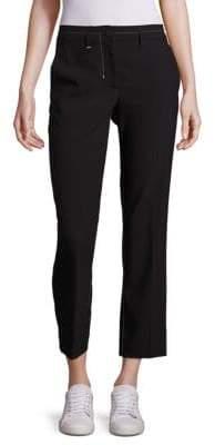Helmut Lang Cropped Straight-Leg Pants