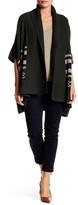Autumn Cashmere Aztec Designed Cardigan
