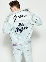 GUESS Originals Oversized Denim Jacket