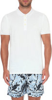 Vilebrequin Pacific Cotton-towelling Polo Shirt