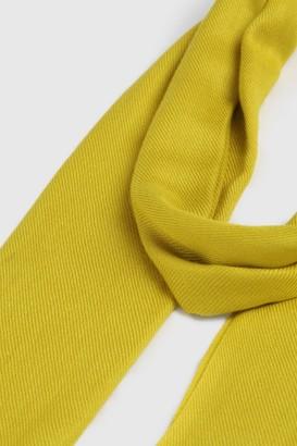 Wallis Yellow Pashmina Scarf