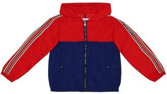 Moncler Enfant Gittaz hooded jacket