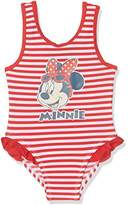 Disney Baby Girls' Minnie Mouse Swimsuit