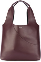 Hogan bucket tote - women - Leather - One Size