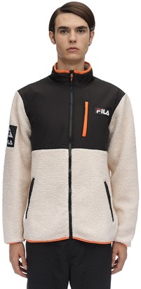 Fila Urban Nylon Fleece Jacket