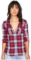 Roxy Plaid On You Long Sleeve Shirt