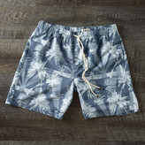 Madda Fella The Sandbar Swim Trunk - Midnight Swim