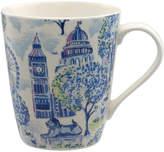 Cath Kidston London Toile Stanley Mug