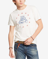 Denim & Supply Ralph Lauren Men's Cotton Jersey Graphic T-Shirt