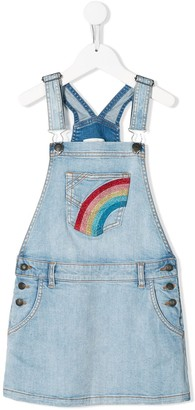 Zadig & Voltaire Kids Rosie Ann denim dress