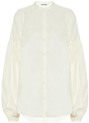 Jil Sander Taffeta shirt