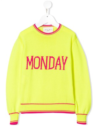Alberta Ferretti Kids Monday sweater