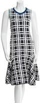 Issa Check Jacquard Dress w/ Tags