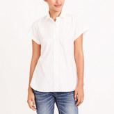 J.Crew Factory Short-sleeve popover shirt