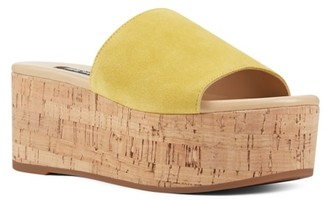 Nine West Vale Wedge Sandal