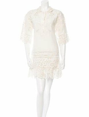 Valentino Resort 2015 Lace Dress w/ Tags