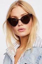 Free People Eyes On Me Sunglasses