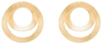 Anissa Kermiche gold-plated Joined At The Hoop Dore earrings