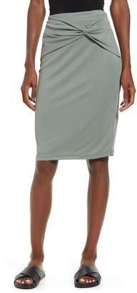 Splendid Knot Detail Skirt