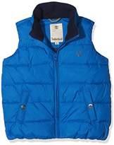 Timberland Boy's Puffer Jacket Sleeveless Coat,6 Years (Manufacturer Size:06A)
