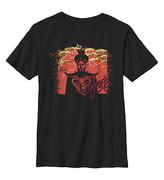 Fifth Sun Boys' Tee Shirts BLACK - Aladdin Black 'Jafar' Crewneck Tee - Boys