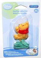 Winnie The Pooh Winnie the Pooh, Pacifier Attacher with Light Green Cord (1 Each)