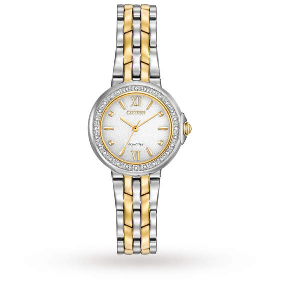 Citizen Diamond Collection Ladies Watch